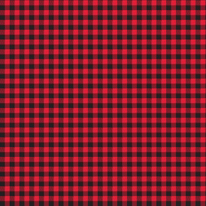 Classic Flannel- Faux Woven Gingham