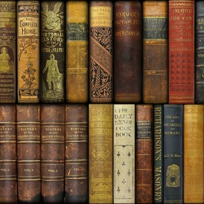 Monsieur Fancypantaloons' Instant Library ~ Vertical Stack
