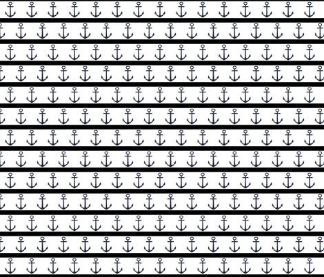 anchors_away fabric by shy_bunny on Spoonflower - custom fabric