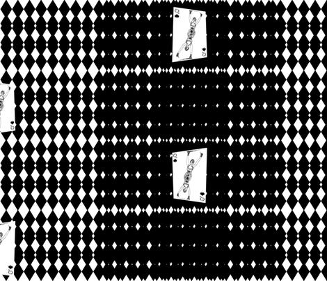 sarahcrystal_magicshow fabric by sarahcrystal on Spoonflower - custom fabric