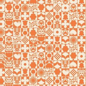 Floral Tiles III