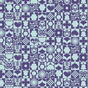 Floral Tiles VI