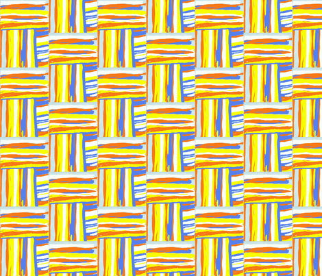 Fine Art Blocks fabric by menny on Spoonflower - custom fabric
