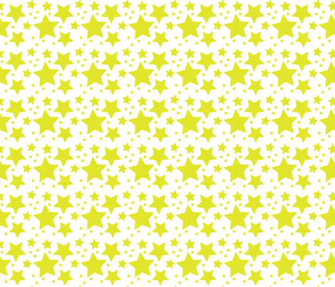 Magic Stars fabric by brandymiller on Spoonflower - custom fabric