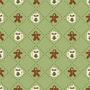 Holiday Icons- Ginger & Cocoa