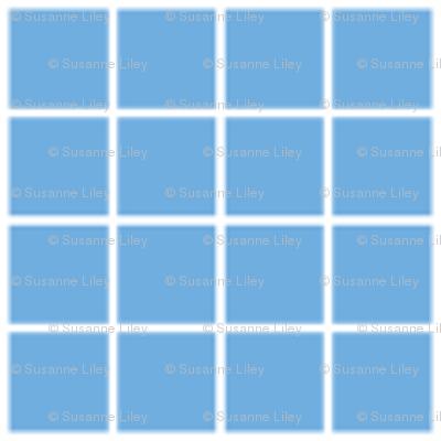 Blue Cube Grid