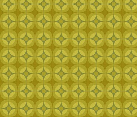 Reef Linen. Alga fabric by spellstone on Spoonflower - custom fabric