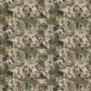 WWI Battlefield Trench Camo