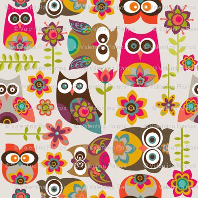 New Little Owls