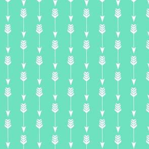 Arrow in Mint