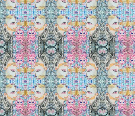 Selecting_Gem fabric by akubacak on Spoonflower - custom fabric