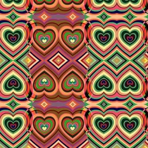 70s Hypno Hearts