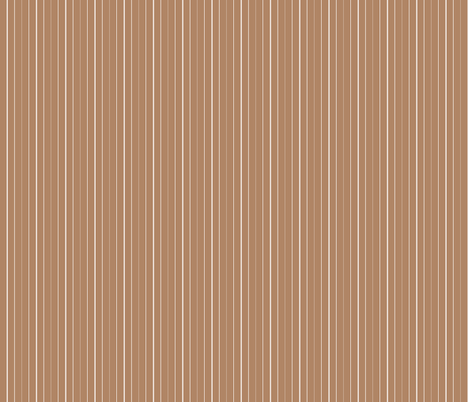 Taupe Stripe fabric by mammajamma on Spoonflower - custom fabric