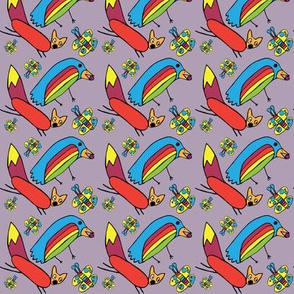 zazu's zoo in rainbow