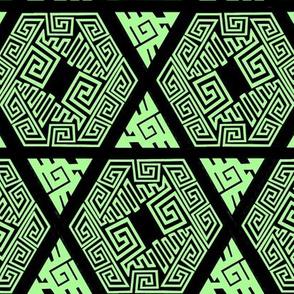 Zentangle Twisted Fret aafd96