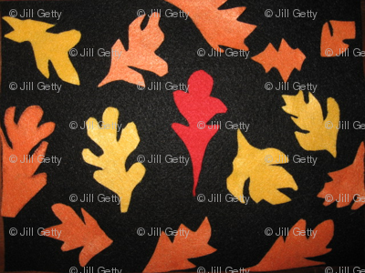 Felted Fall 6533