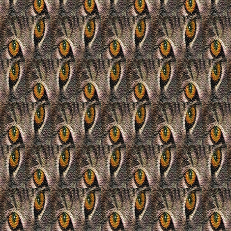 Zippy in the Diagonal fabric by anniedeb on Spoonflower - custom fabric