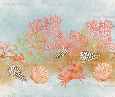 """""""merveilleuse barrière de corail"""""""