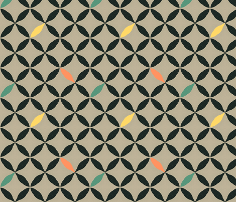 Selene 100 fabric by lisabarbero on Spoonflower - custom fabric