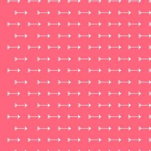 Pretty Pink Arrows