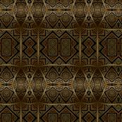 Bronze4 - Tribal Geometry