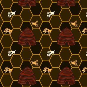 Chocolate honey