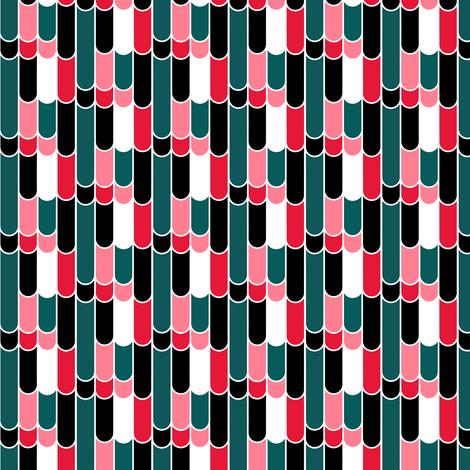 Geometric fabric by jadegordon on Spoonflower - custom fabric