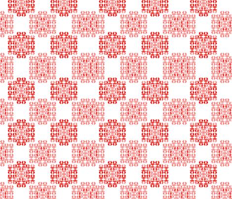 Chinese_paper_cutting1 fabric by prarthana on Spoonflower - custom fabric