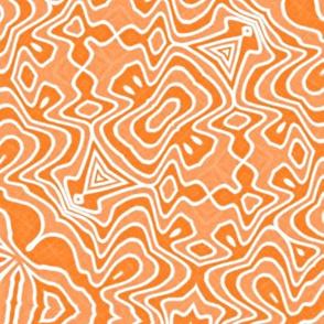 Tangerine Swirl