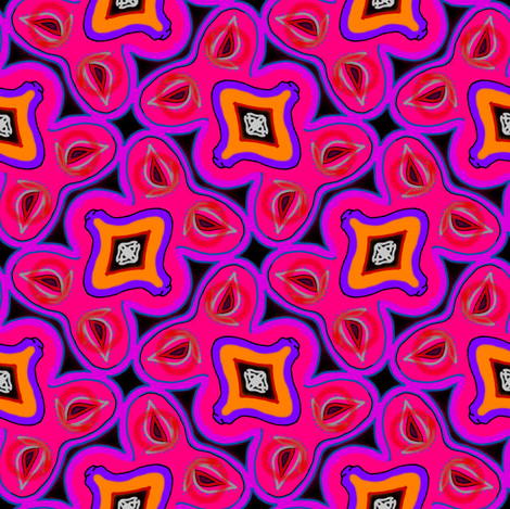 Mask fabric by feebeedee on Spoonflower - custom fabric