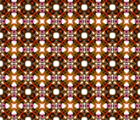 Sweet Cicely fabric by feebeedee on Spoonflower - custom fabric