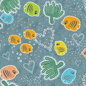 Sweet Barrier Reef