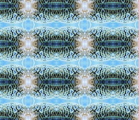 Brain Coral Magic #1 fabric by magicmudpiestudios on Spoonflower - custom fabric