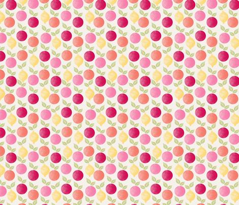 orange_clémentine_S fabric by nadja_petremand on Spoonflower - custom fabric