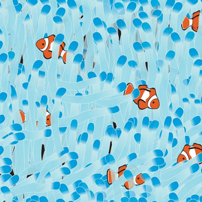 Clown Fish Cave
