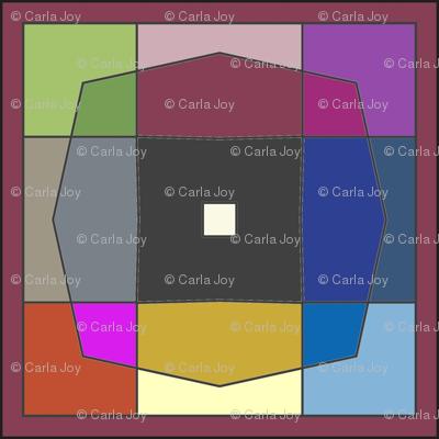 CJC Quilt Mosaic