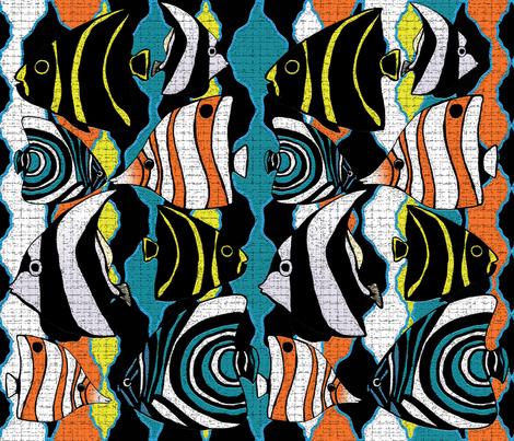 Great_Reef fabric by yasminah_combary on Spoonflower - custom fabric