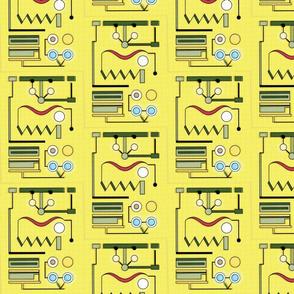 mother box yellow