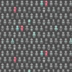 Robots fille/garcon