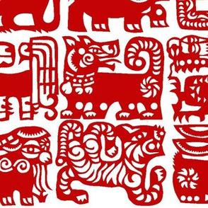 Chinese Zodiac #6