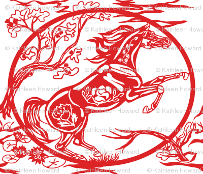 Leaping Equine border_paper_cut_14ia