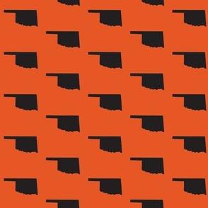 Oklahoma State - Orange