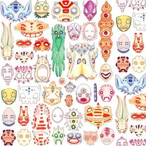 Masking Wall