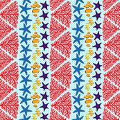 australianreef_pattern_starsclowncoral14X16