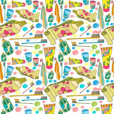 pattern_toothpaste