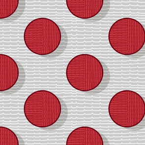 pois in red