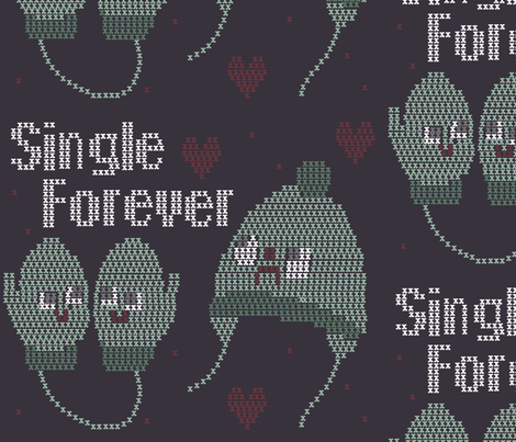 single forever fabric by heidikenney on Spoonflower - custom fabric