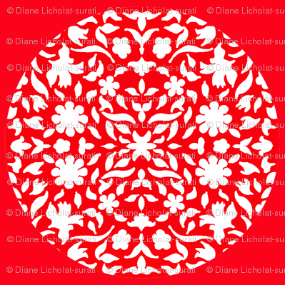 Chinese_Paper_Cutting_Dubai_Building_lattice_R_W_Circle_Red_bkgrnd