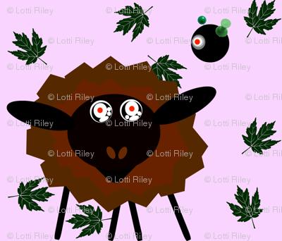 The Hypnotised Sheep With Crazed Robot Master