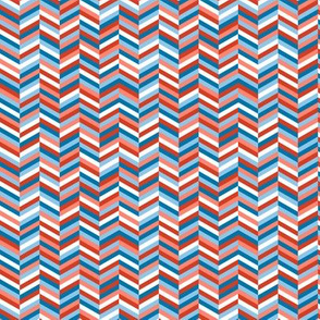 Change of Heart* || chevron stripes arrows zigzag herringbone valentine